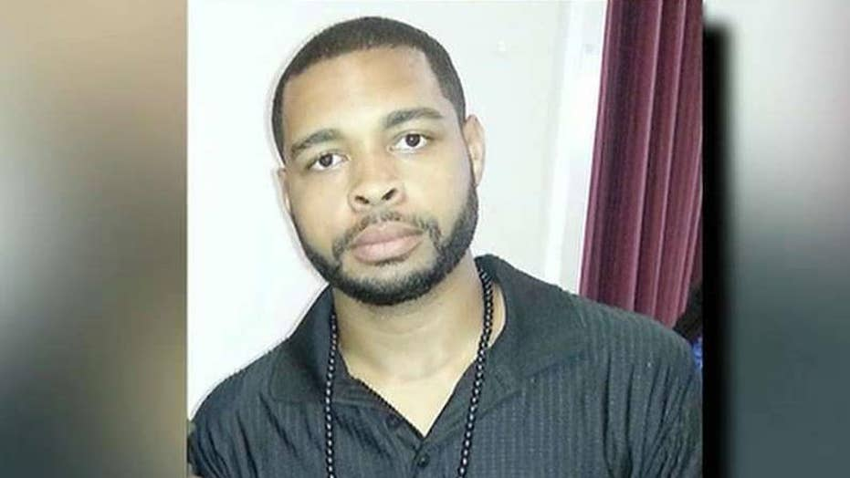 Dallas sniper wrote message on wall in blood