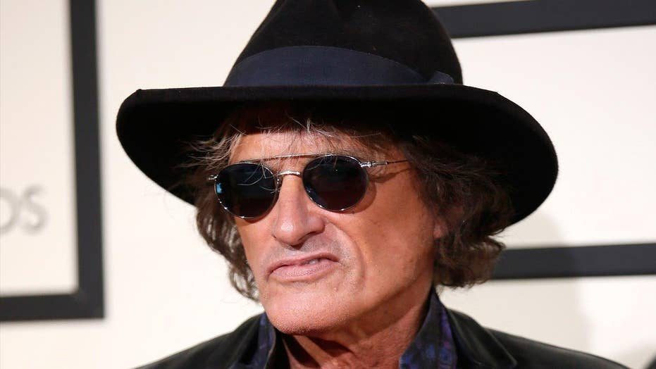 Joe Perry collapses at concert