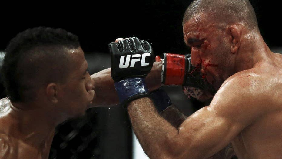 UFC sells for $4 billion
