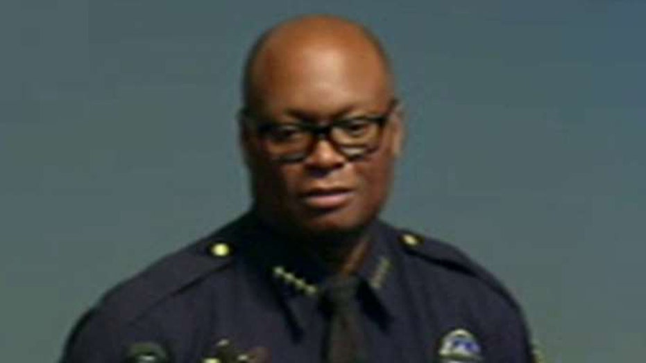 Dallas police chief to protesters: We're hiring
