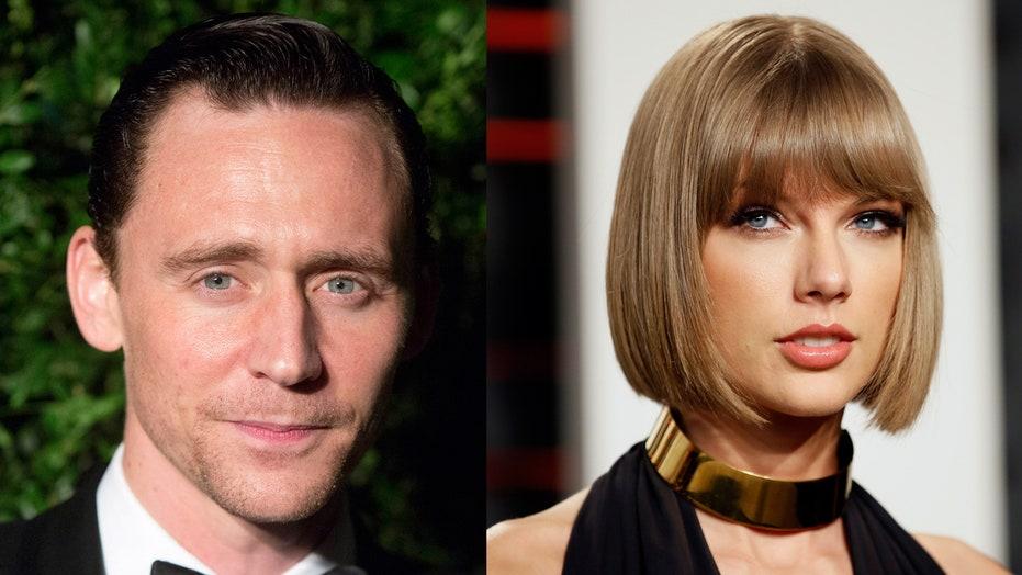 Tom Hiddleston mum on Taylor Swift