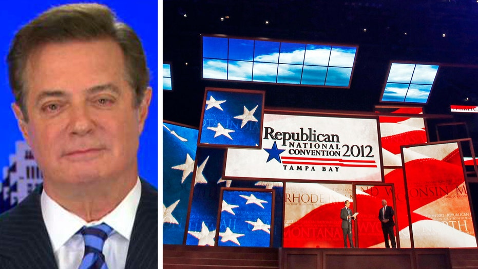 Paul Manafort on Republican National Convention preparations