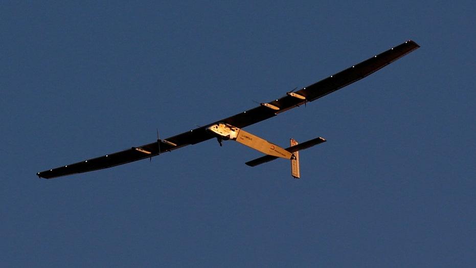 Solar Impulse 2 makes Mediterranean flight, continues trek