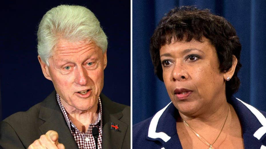 House wants answers on Lynch's meeting with Bill Clinton