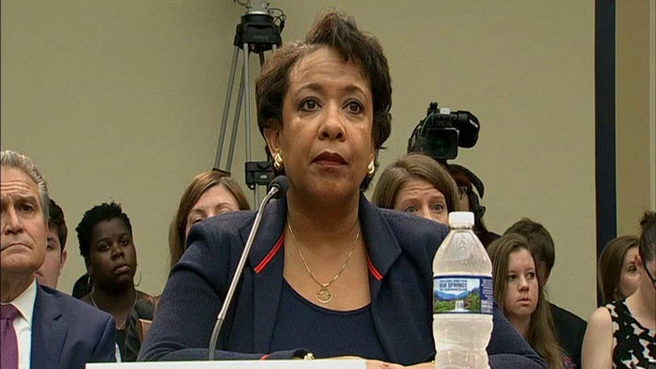 Lynch: Clinton case was 'handled like any other matter'