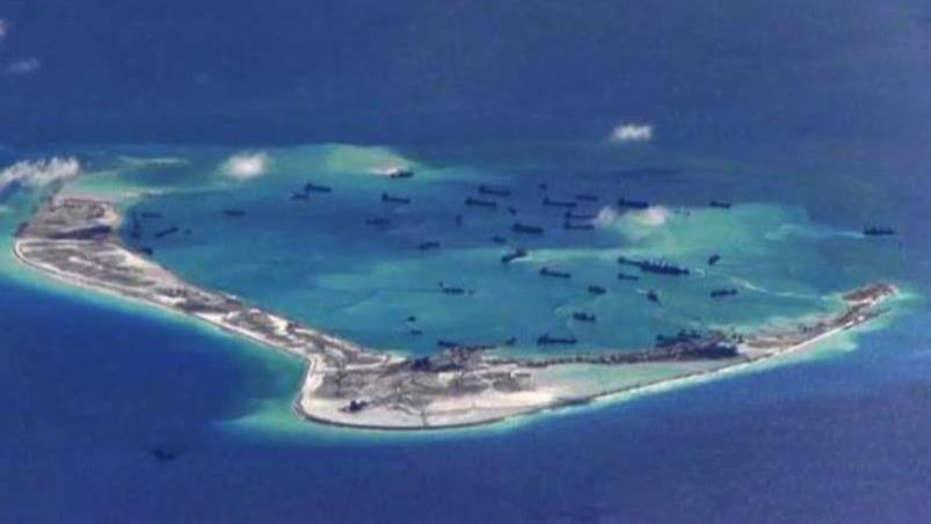 International tribunal rejects China's South China Sea claim