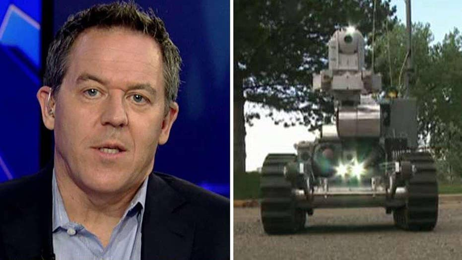 Gutfeld: Nothing wrong with using a robot to kill a fiend