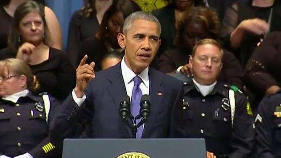 Hume: Racial tensions have grown worse under Obama admin