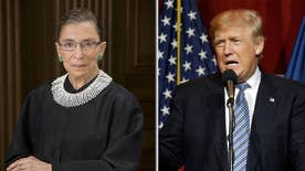 Strategy Room: Charmaine Yoest and Joe Lestingi on Trump's response to Supreme Court Justice Ruth Bader Ginsburg's comments