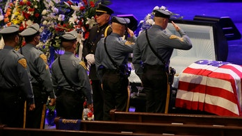 Thousands gather to mourn, honor 3 Dallas officers killed by gunman