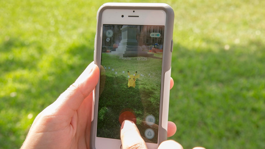 Is 'Pokemon Go' accessing your Gmail account?