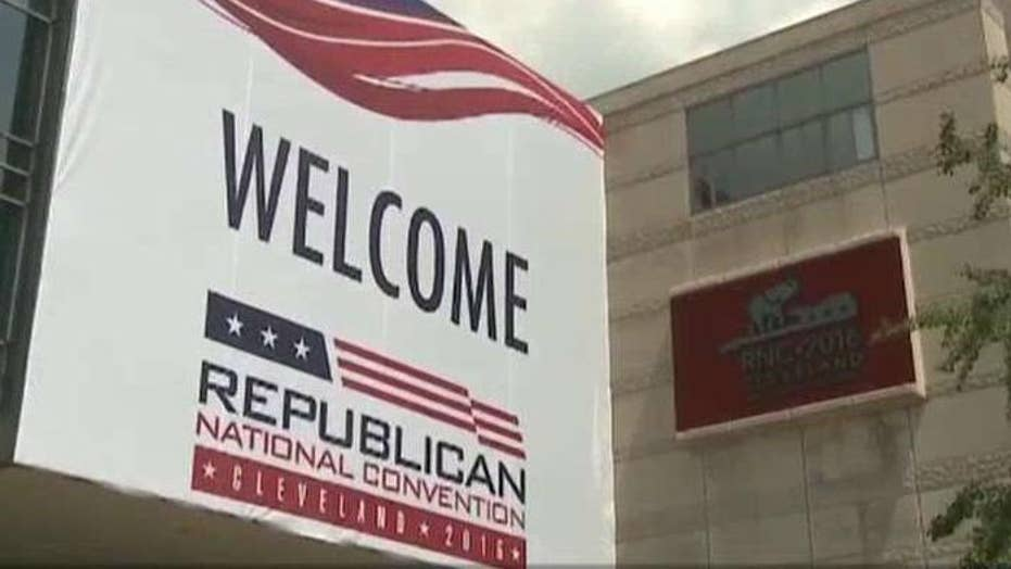 Security concerns a hot topic amid upcoming GOP convention