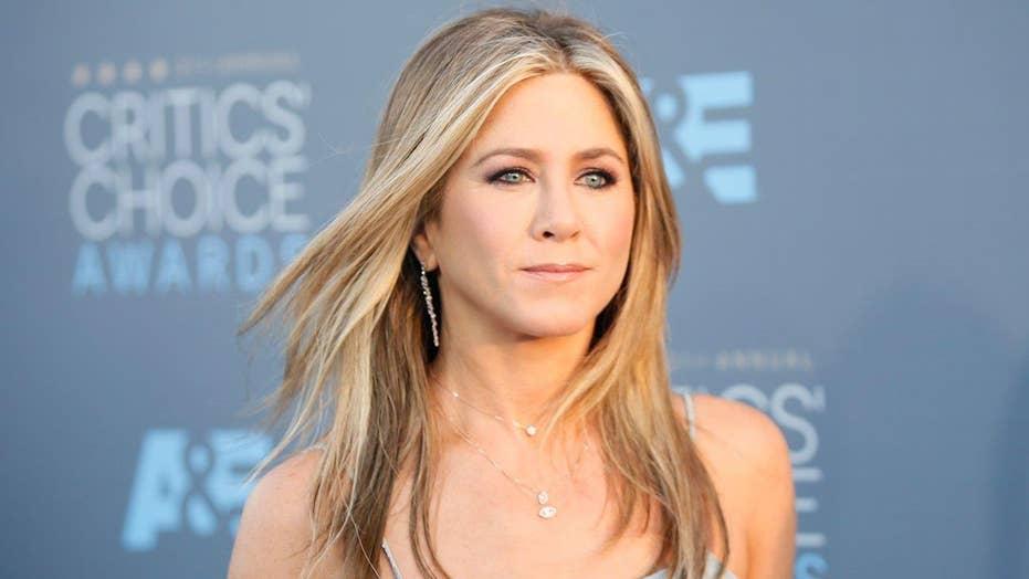 Jennifer Aniston blasts tabloid culture