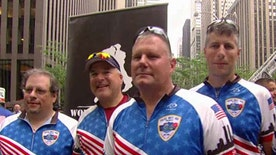 Co-founder of the Soldier Ride discusses special cycling event on 'Fox & Friends'