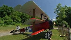 Fox News tours the Old Rhinebeck Aerodrome