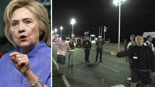 Hillary Clinton: We need intelligence surge to defeat terror