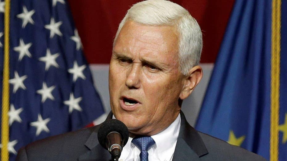 Would Pence bring too many negatives to Trump campaign?