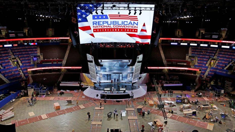 List of speakers for Republican National Convention released
