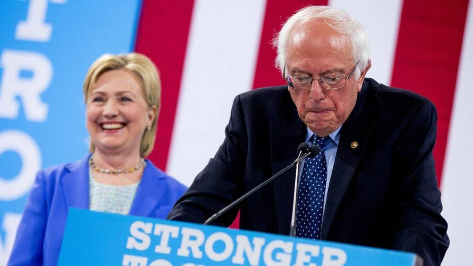 Will Sanders' comments on Clinton come back to haunt her?