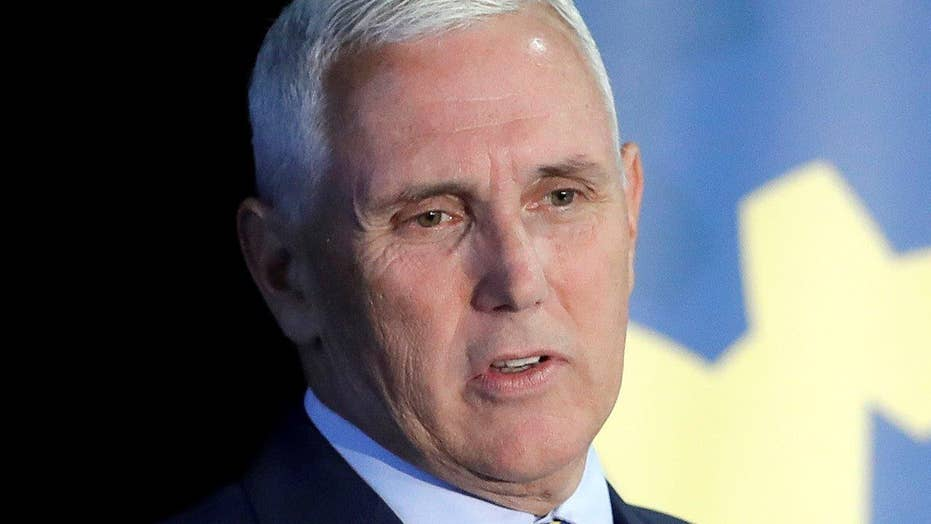 Pence the pick? Governor reportedly abandons re-election bid