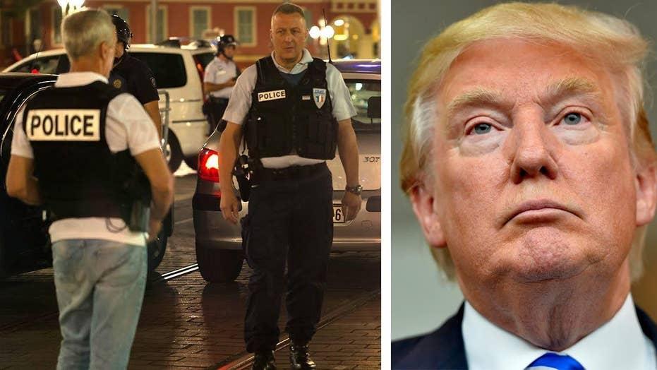 Donald Trump: Terror attack did not influence VP pick