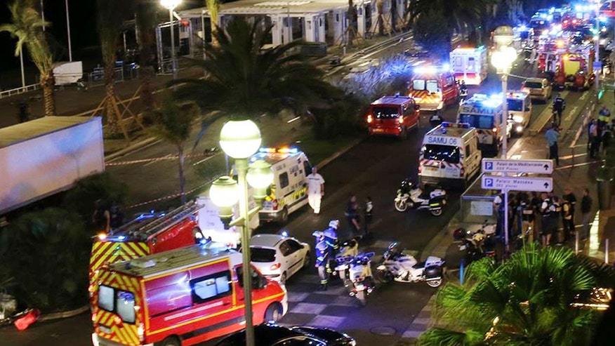 'Defeating Jihad' author Dr. Sebastian Gorka reacts to Nice terror attack