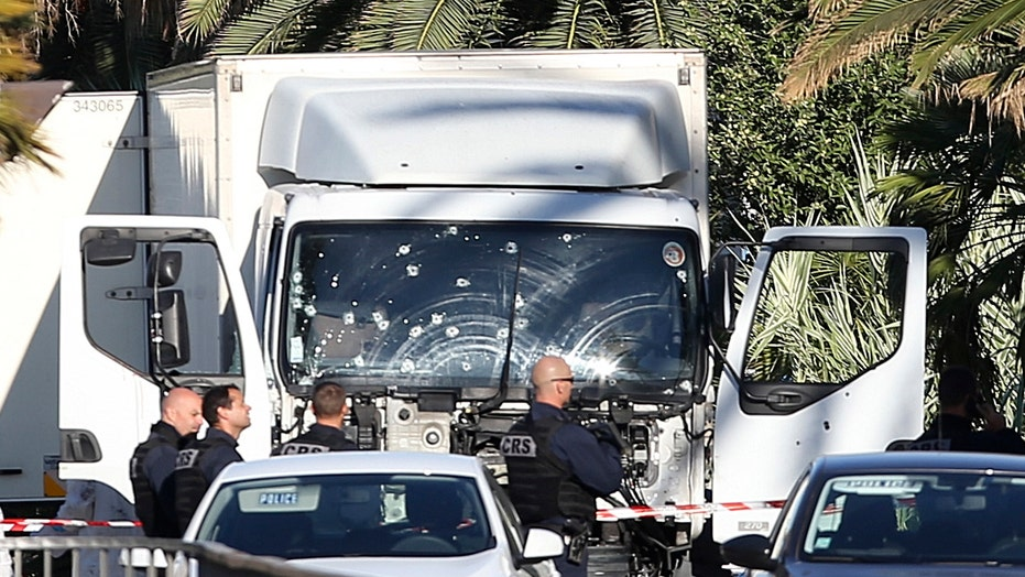 Death toll rises in Nice truck attack