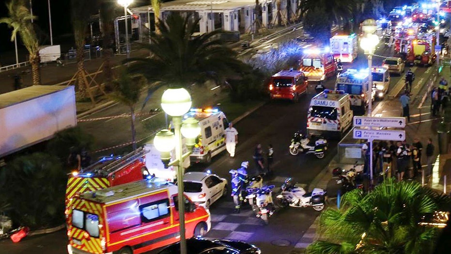 Officials say Nice attack is 'in line with ISIS'