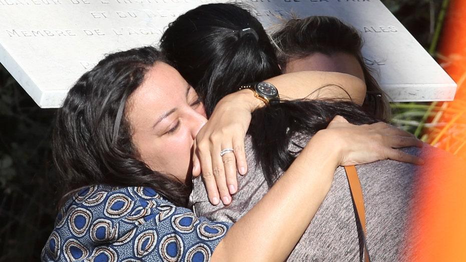 Survivors recount the gruesome scene in Nice