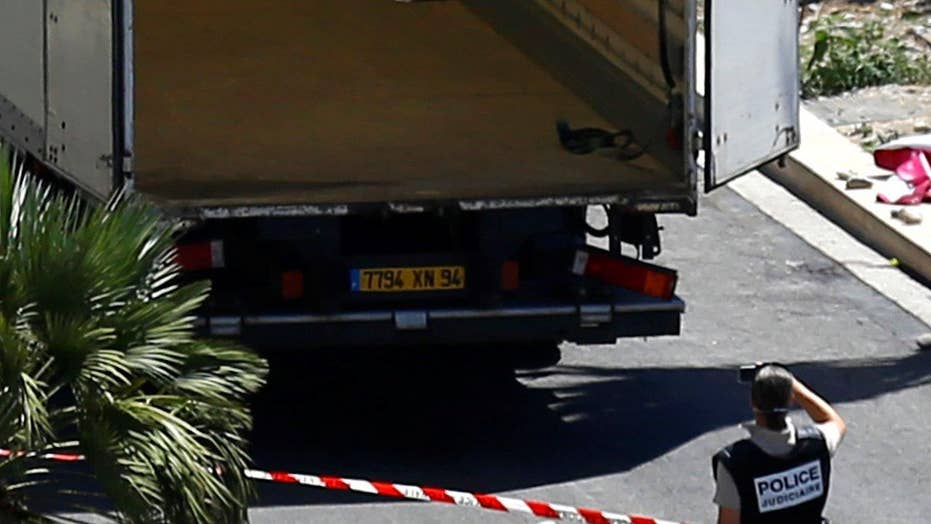 Report: Nice truck attack suspect known to police