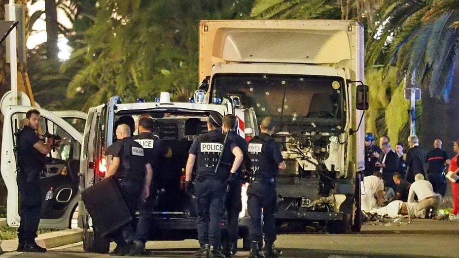 Ex-wife of France terror suspect held by police
