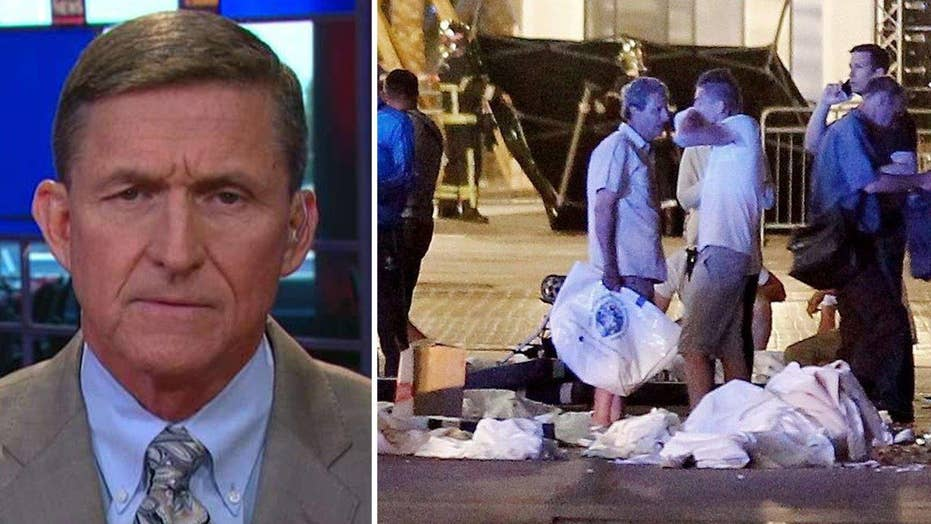 Flynn: Terror can be dealt with; there's a strategy to win
