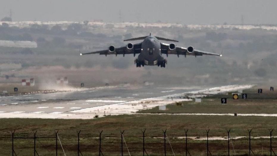 U.S. air base in Turkey shut down