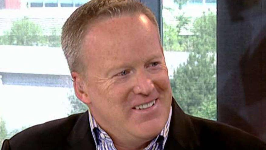 Sean Spicer discusses what he hopes Americans will learn from the event