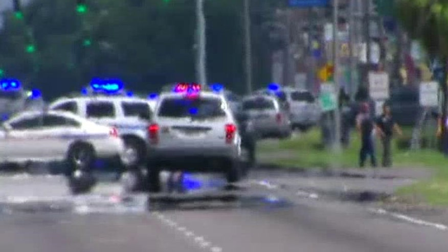 Deceased suspect in the deadly ambush shooting of Baton Rouge law enforcement officers attacked police on his 29th birthday. But what was his motive? Fox News' Catherine Herridge reports for 'On the Record'