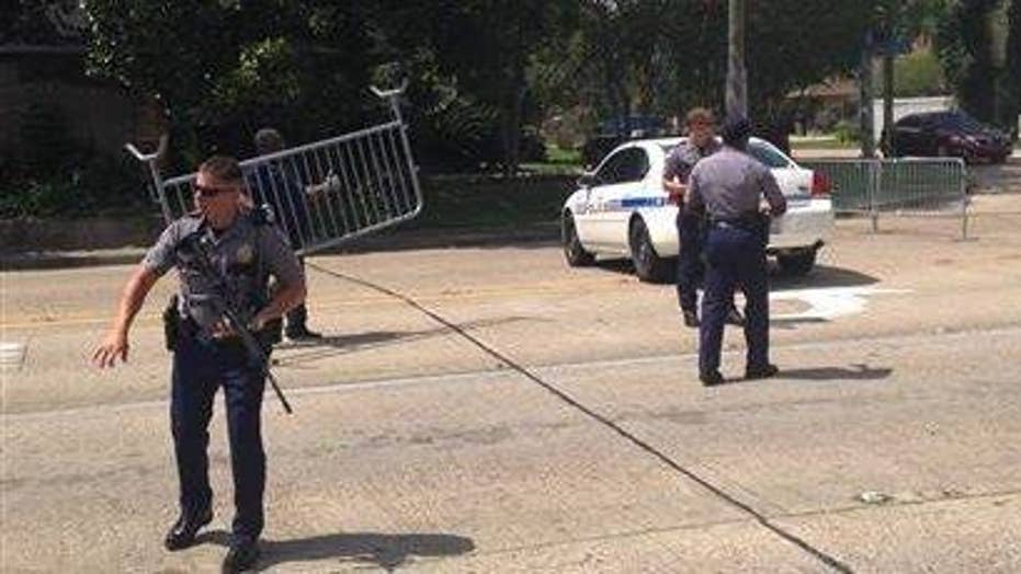 Baton Rouge horror: When the breaking news is more police