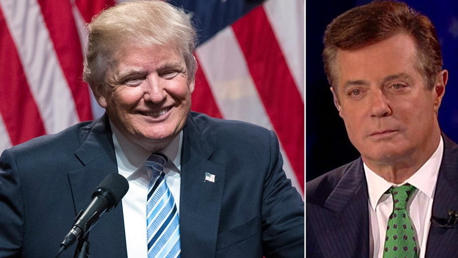 Manafort: I want the American people to see the real Trump