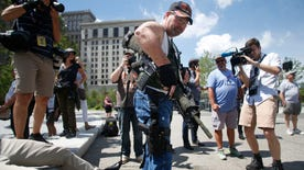 The Dispatch: Todd Starnes reacts to the city of Cleveland's rule to ban water guns and tennis balls, but not firearms at the Republican National Convention
