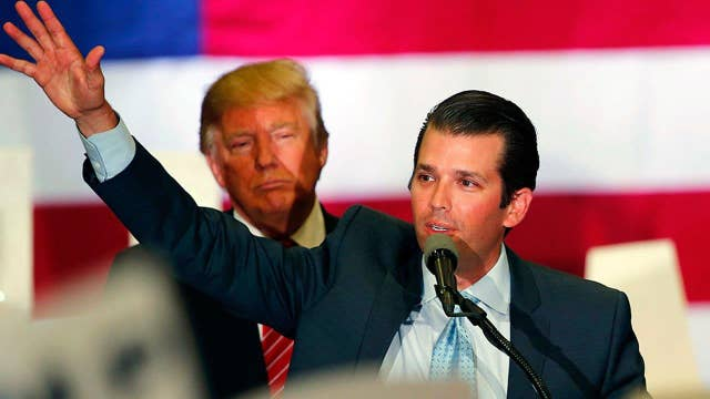 Donald Trump, Jr.: This isn't a campaign, it's a movement