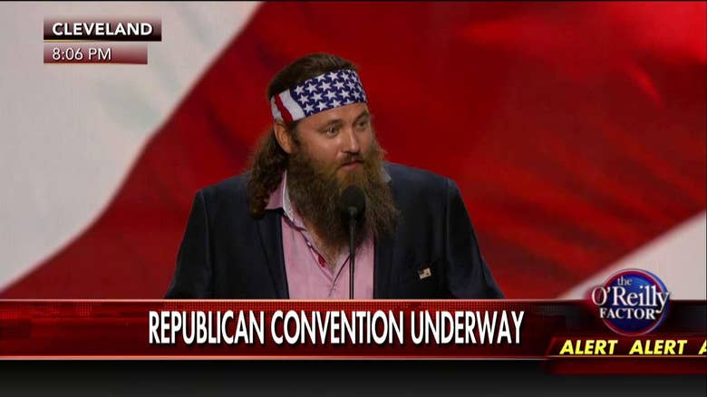 Willie Robertson: 'Donald Trump Will Have Your Back'