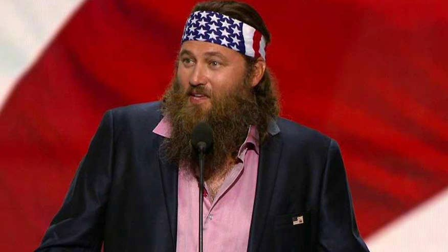 'Duck Dynasty' star explains why the press missed the Trump train