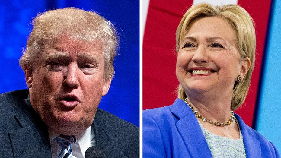 Is Clinton's poll lead vulnerable or insurmountable?
