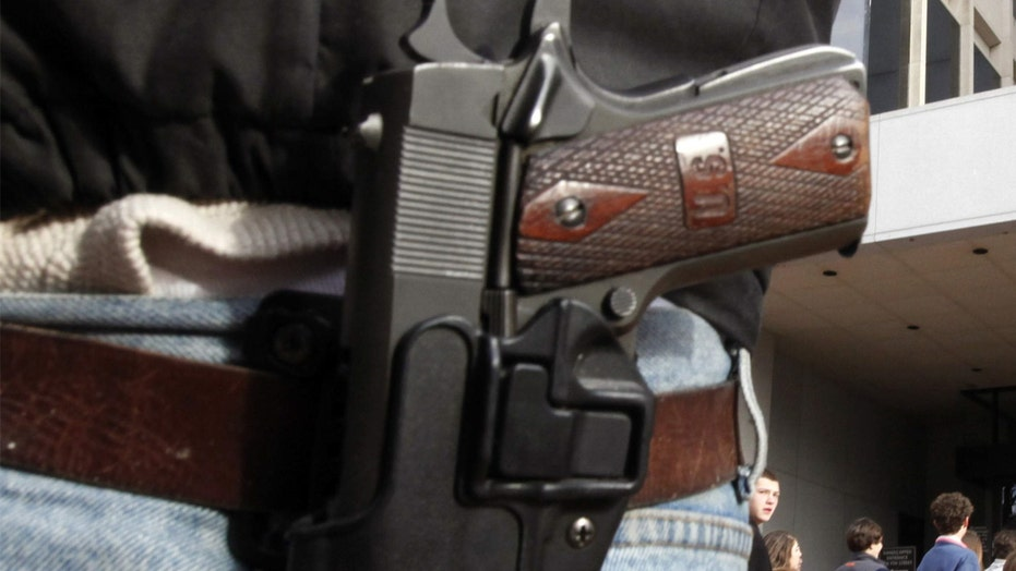 Cleveland police union chief wants open carry suspended