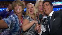 Jesse Watters heads to the Rock and Roll Hall of Fame in Cleveland to ask the folks about who they are voting for, the GOP convention and music on 'The O'Reilly Factor'