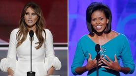 Todd Starnes reacts to the media pouncing on similarities between Melania Trump's Republican National Convention speech to Michelle Obama's