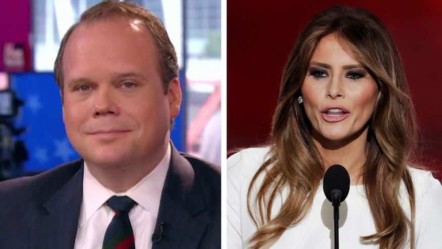 Fox News digital politics editor reacts to convention speech controversy, says candidate' wife 'didn't deserve this'