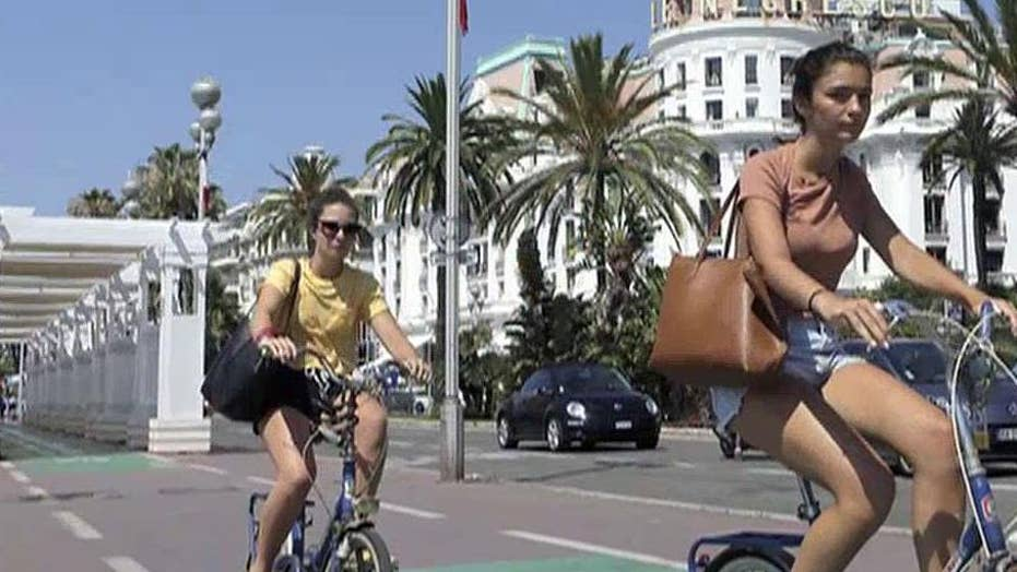 Final section of Nice promenade reopens