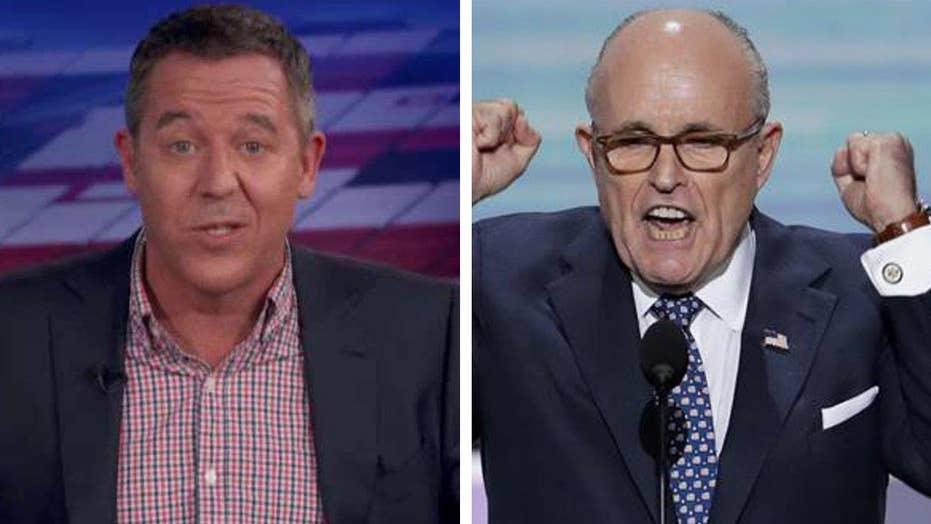 Gutfeld: Rudy gets it