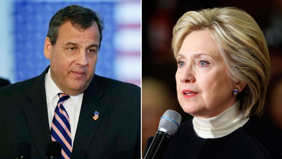 Christie: Clinton made the world more violent, dangerous