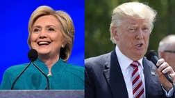 With the political conventions behind them, Donald Trump and the Republican National Committee are scrambling to close their ground game gap with Hillary Clinton – boosting fundraising and concentrating on vital battlegrounds, even as some sources suggest they have a long way to go.